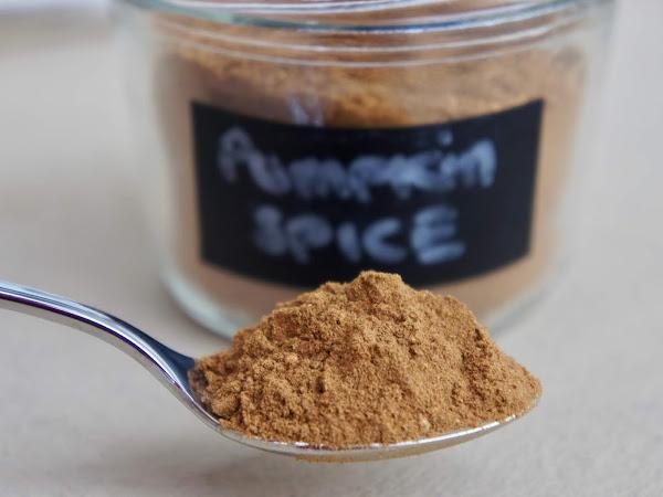 DIY: Pumpkin Spice Gewürz