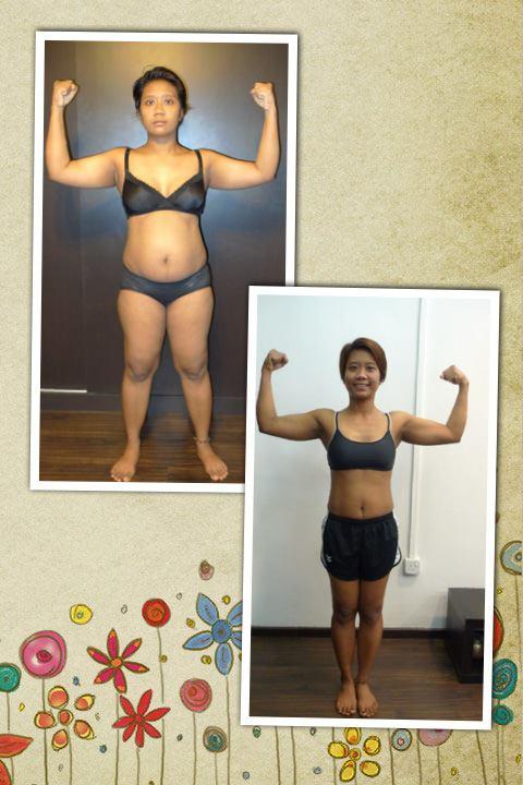Women's P90X Transformation | Melanie Mitro