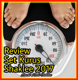 review set kurus shaklee 2017