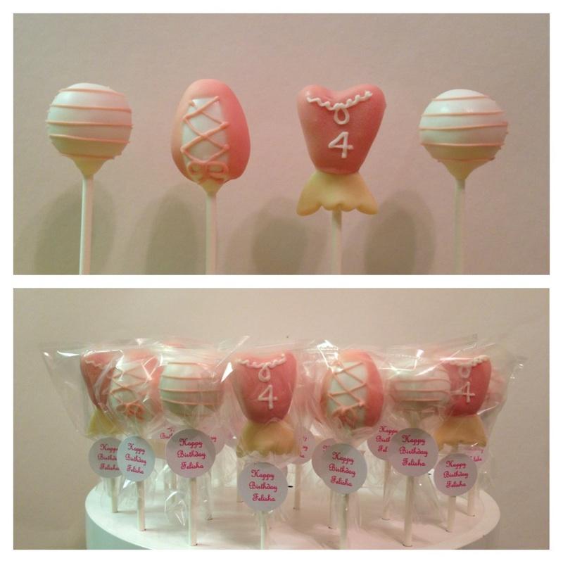 Vypassetti Cake Pops March Cake Pops