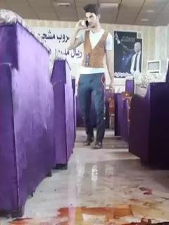 ISIS gunmen attack cafe
