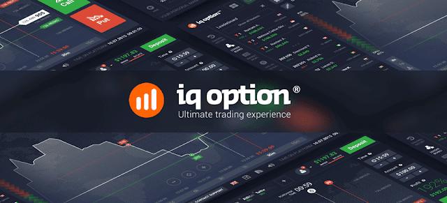 Recensione IQ OPTION  ( opzioni binarie trading online)