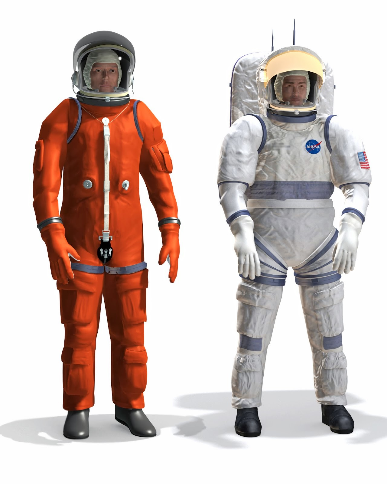 www space suits - photo #43