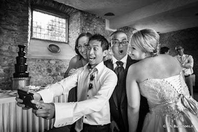 funny wedding pic