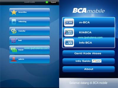 Aplikasi Mobile Banking