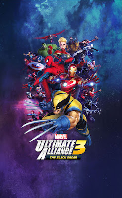 MARVEL ULTIMATE ALLIANCE 3: The Black Order Coming on July 19, 2019