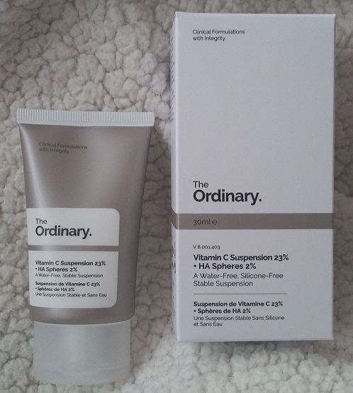 The Ordinary Vitamin C Suspension 23%+HA 2%