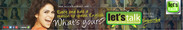 Learn English With Let`s Talk