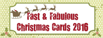 Sign up for Free Tutorials on how to make Fast & Fabulous Christmas Cards