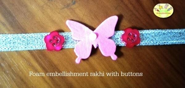 Raksha Bandhan Handmade Rakhi Designs