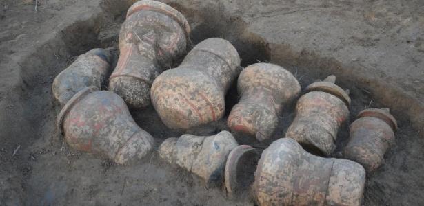 Cemitério Indígena, Arqueologia, Descobertas Arqueológicas, Cultura Indígena, História