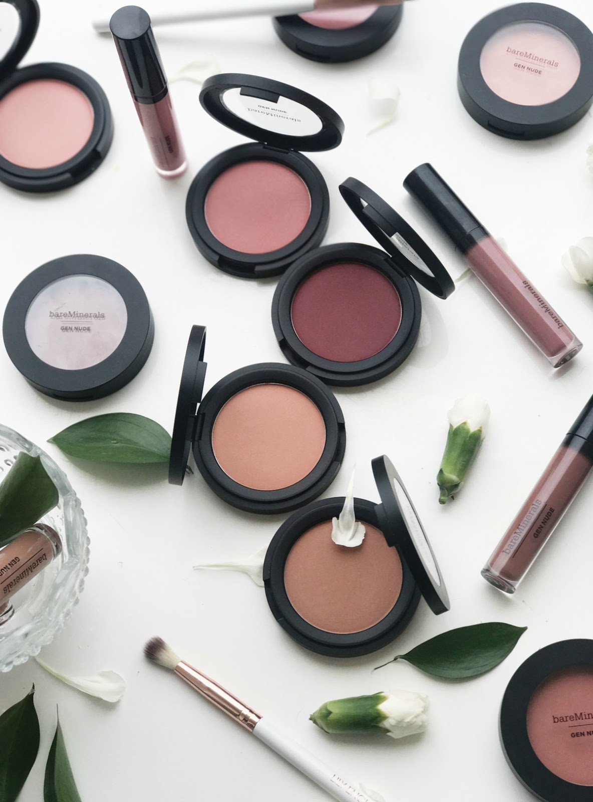bareminerals Gen Nude Powder Blushes