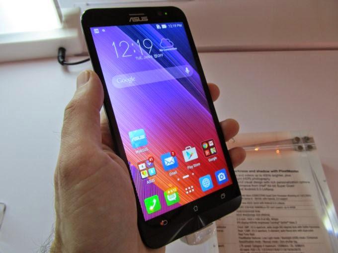 Asus Zenfone 2 Meluncur Ke Indonesia April Depan ?