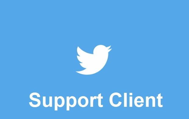 Outil Twitter relation client
