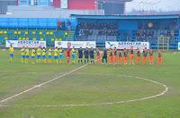 Aerostar Bacau este Campioana de Toamna in Liga a 3-a!