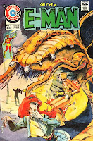 E-Man, Charlton Comics