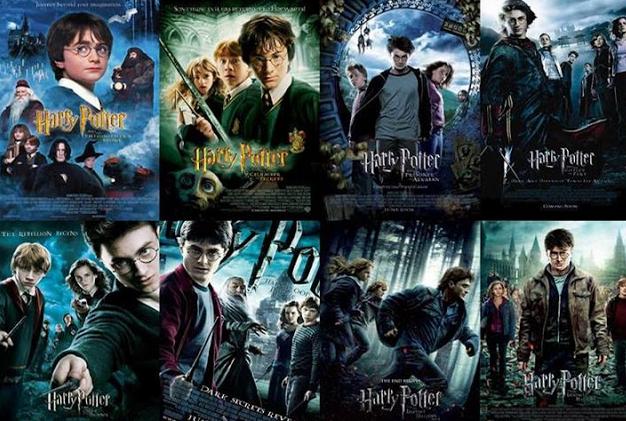 Ολες οι ταινιες του Harry Poter online