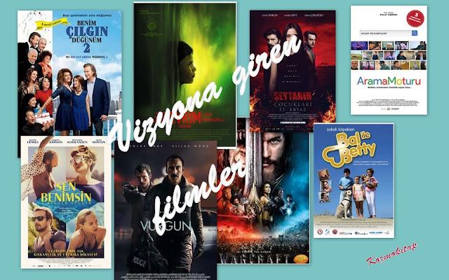 Vizyona Giren Filmler  || 03.06.2016