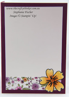 #thecraftythinker, You've Got This, Inside the Lines, Stampin Up Australia Demonstrator, Stephanie Fischer, Sydney NSW