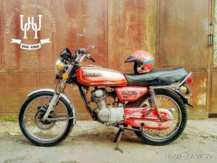 Di Jual Honda Gl100 Tahun 1980 Harga Lapak Mobil Dan Motor Bekas