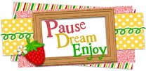 Challenge Blog Founder & Owner, Janis Lewis of Pause Dream Enjoy