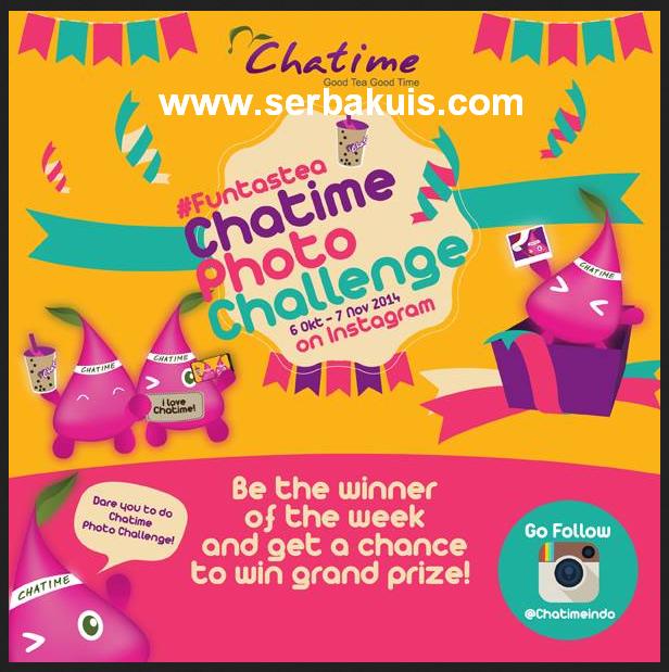Kontes Foto Instagram Berhadiah 1 Set Gadget & Voucher