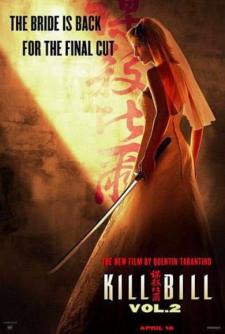 Kill Bill: Vol. 2 (2004) Bluray