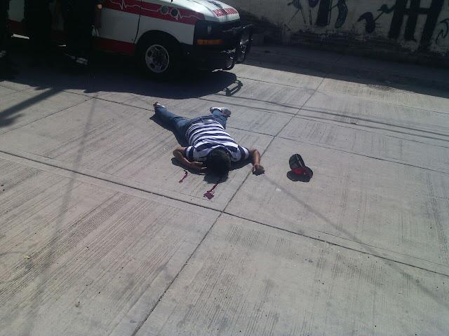 Resultado de imagen para Matan a tiros a joven de 24