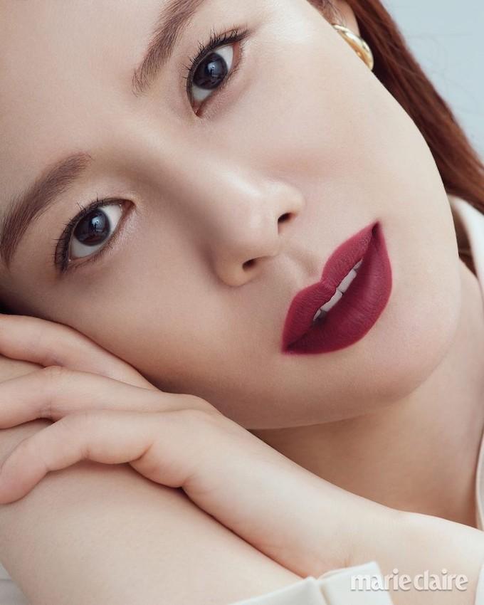 Kim Hyun Joo, Kim Hyun Joo Marie Claire, Kim Hyun Joo 2018, Kim Hyun Joo Lancome, 김현주