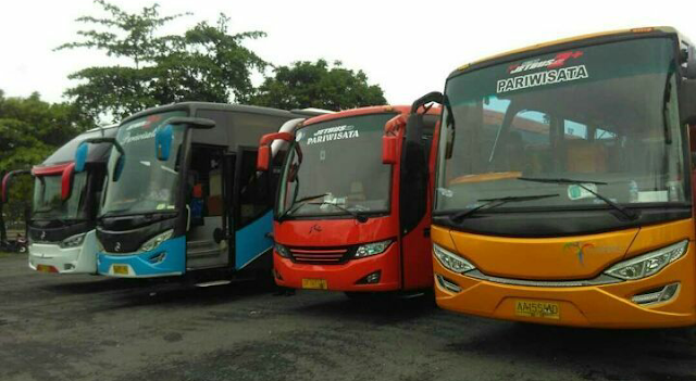 Mita Transport Sewa Bus di Boyolali