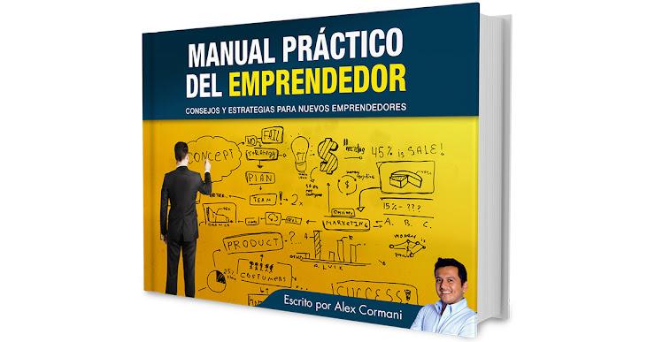 """Libro """"Manual Práctico del Emprendedor"""""""