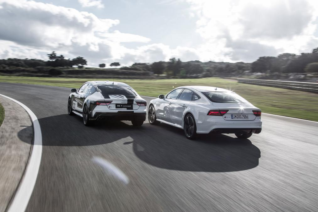 audi3 To 2016 έρχονται οι αγώνες αυτόνομων αυτοκινήτων! Audi, Audi RS7, zblog, αγωνες