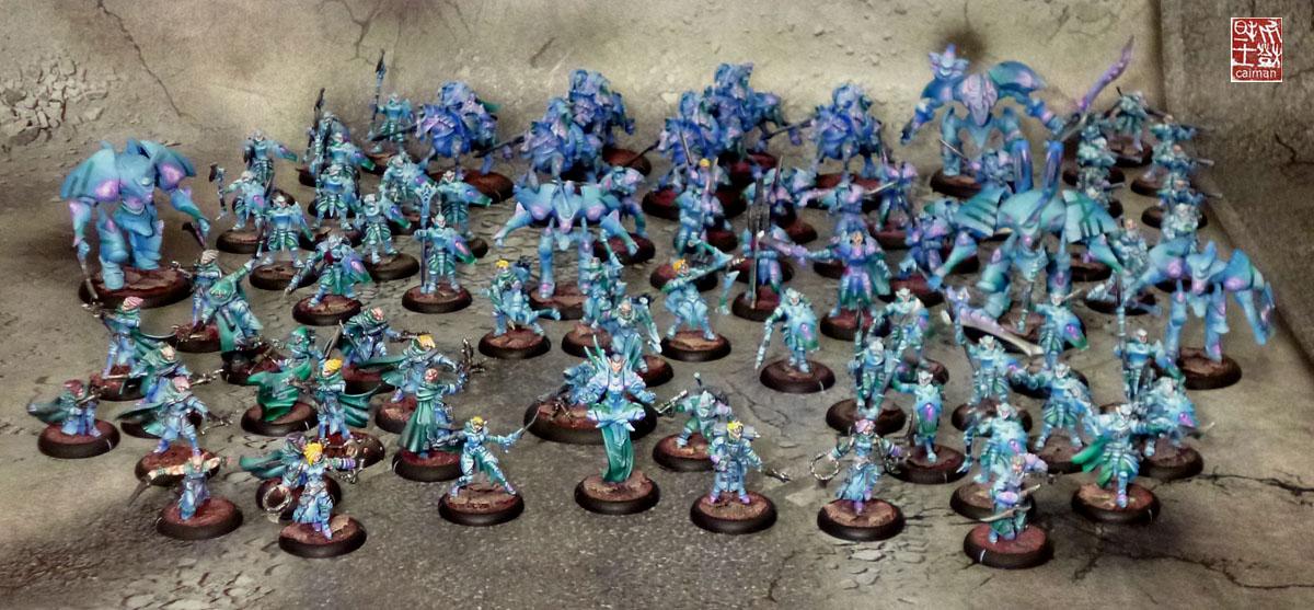 [Vente] Armée scyrah et hauts elfes P1090493