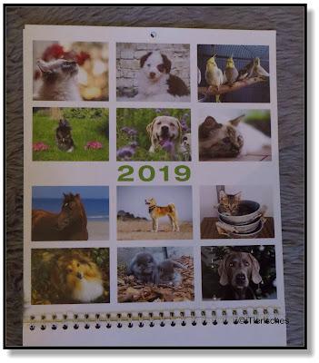 tierisches Kalender