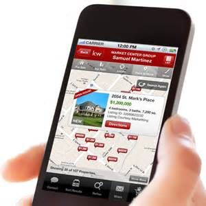 What's The KW Home Search Mobile App?