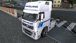 Hinelang skin for Volvo 2009