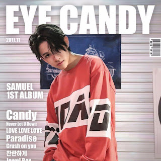 Download [Full Album] Kim Samuel - Eye Candy - The 1st Album - MP3