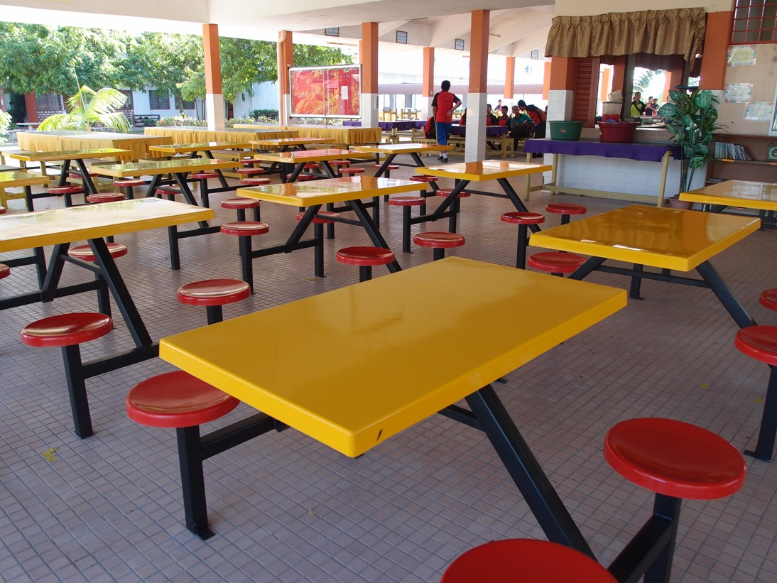Food Chair Xing Fu Food Court Like Tables And Chairs For Canteen