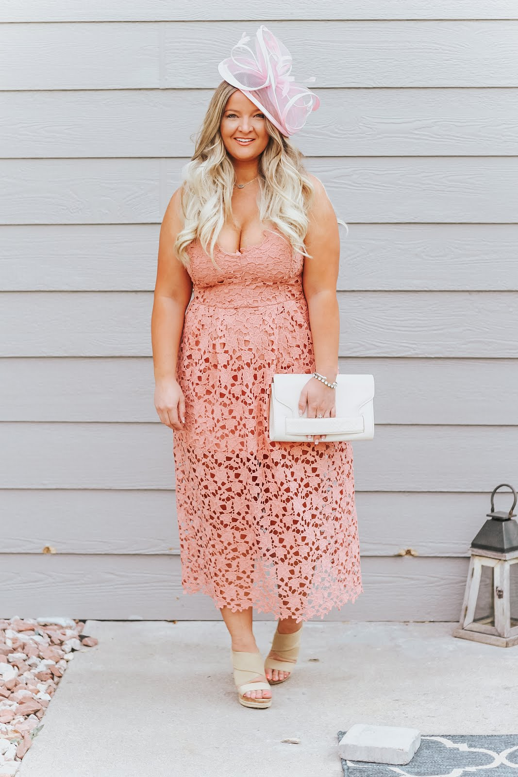 Two Kentucky Derby Outfits You'll want to Wear styled by popular Denver fashion blogger, Delayna Denaye