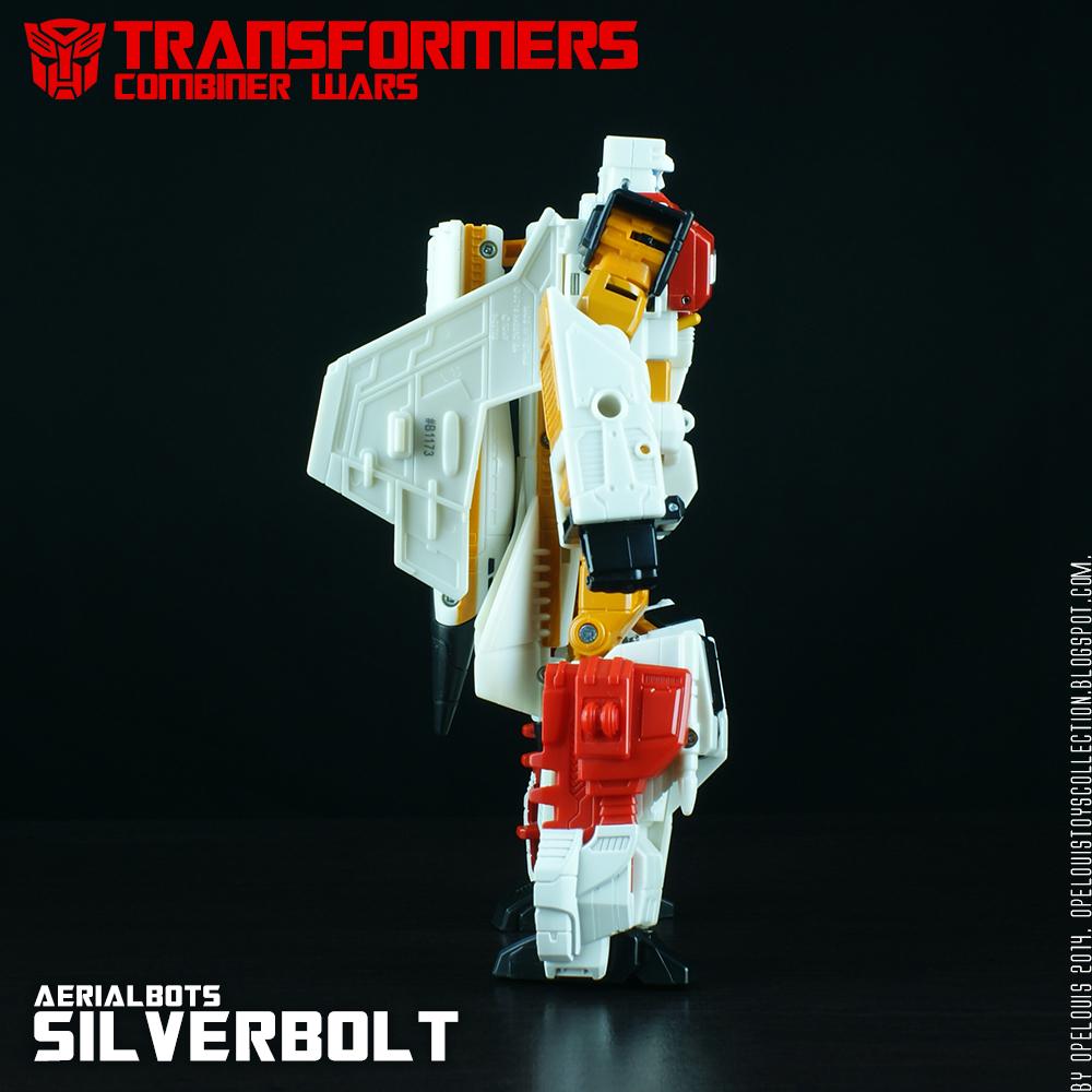 Transformers génération 1 G1 Autobot pièces Silverbolt//Superion Head