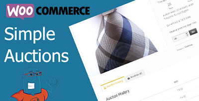 WooCommerce Simple Auctions v1.2.3 – WordPress Auctions