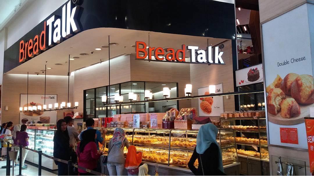 Daftar Harga Kue dan Roti Breadtalk Terbaru 2018