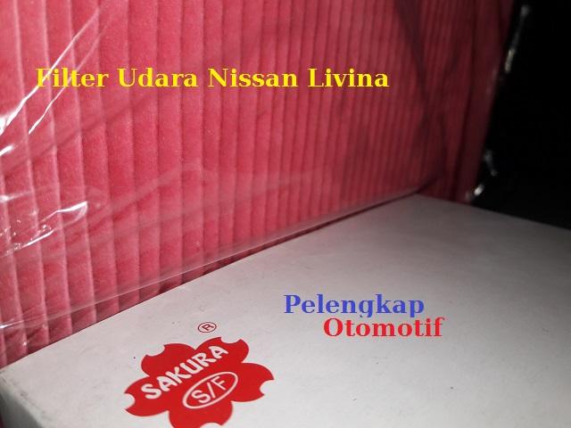 Harga Filter Udara Untuk Nissan Livina