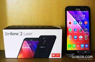 2 Cara Flash Asus Zenfone 2 Laser ZE601KL Terbaru