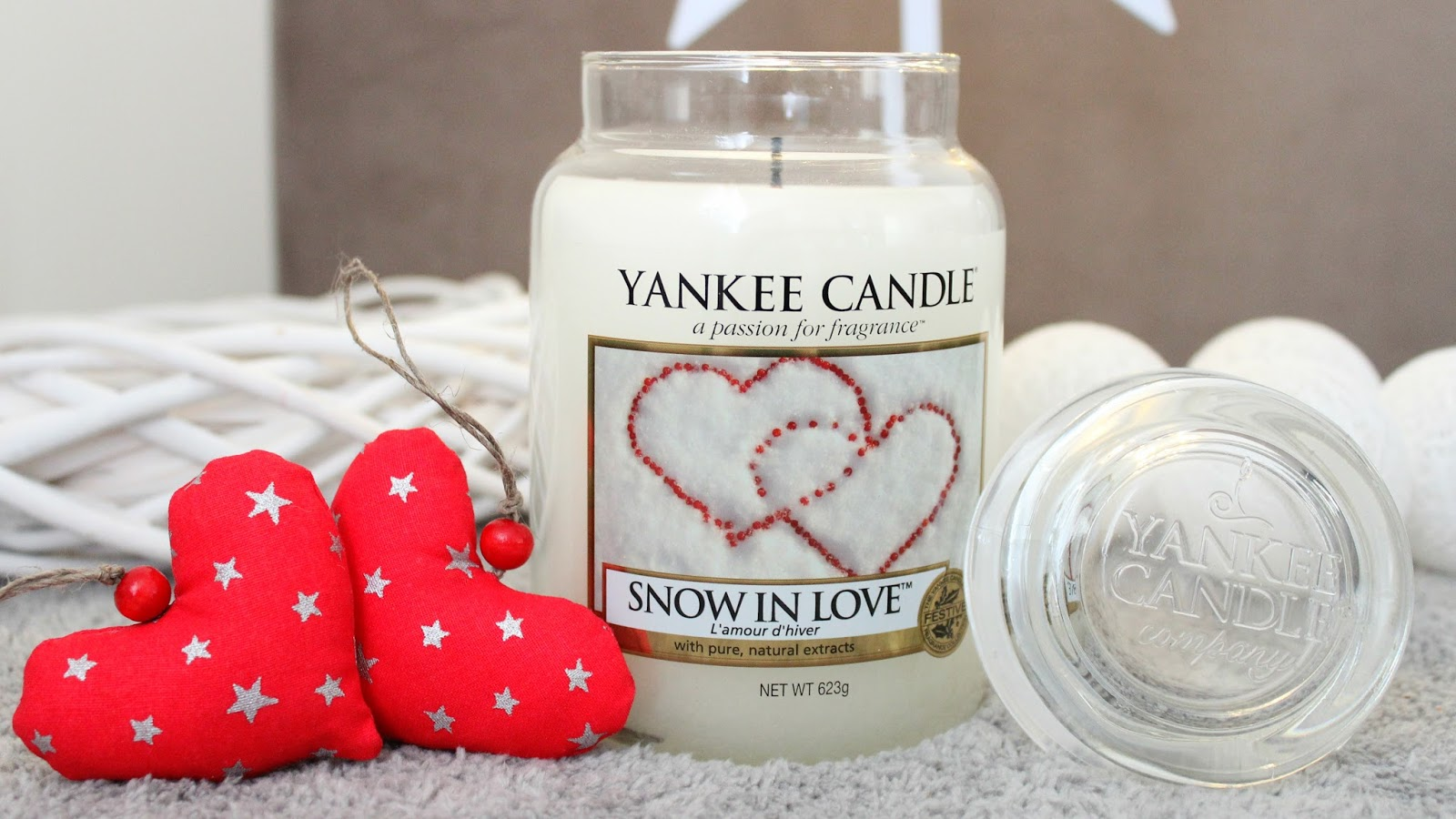 "Yankee Candle ""SNOW IN LOVE"""