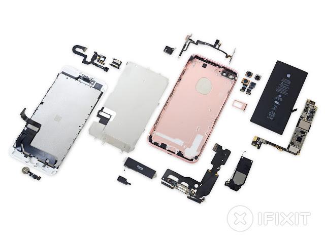 Seperti Apa Jeroan iPhone 7 Plus, Simak Videonya