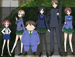 Download Accel World Subtitle Indonesia