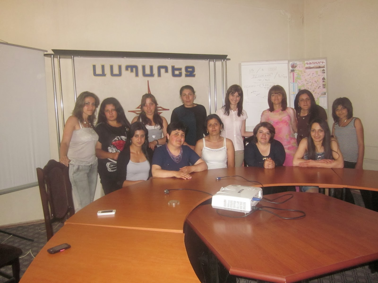 Students With Special Needs Face Double >> Leader Women With Disabilities In Shirak Region Agate