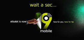 etisalat to 9mobile