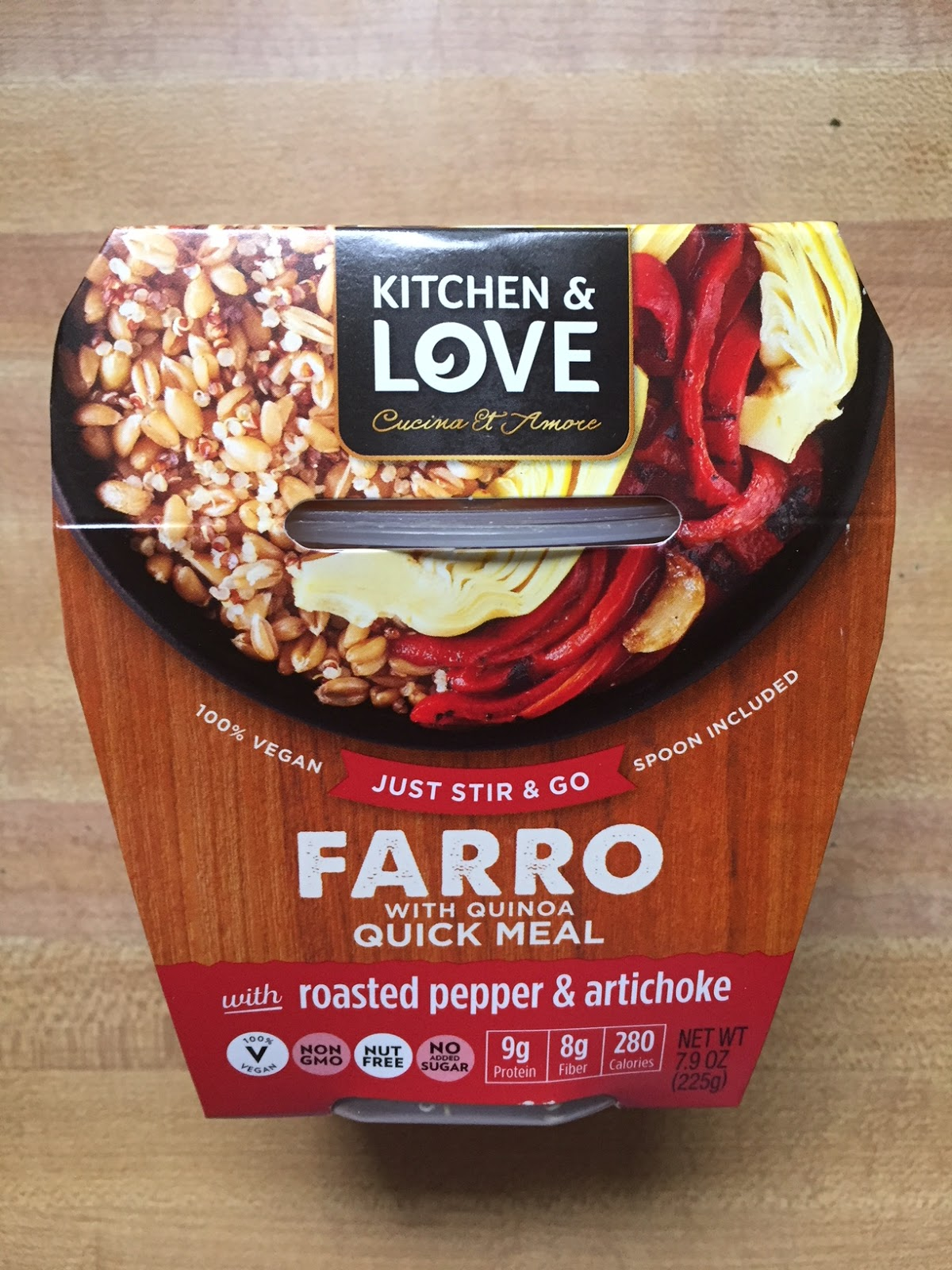 Cucina And Amore Quinoa Review Season S Greeting Healthy Eating Cucina Amore Farro With